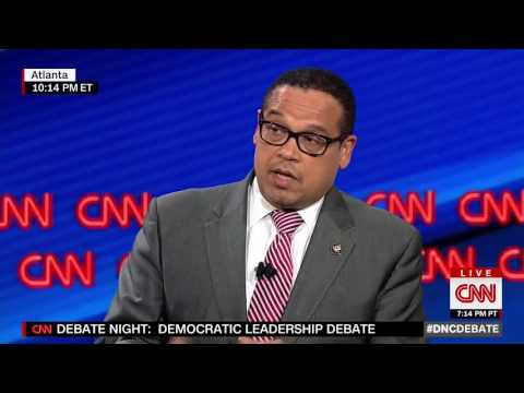 Rep  Keith Ellison Attempts To Defend His History Of Anti Semitism