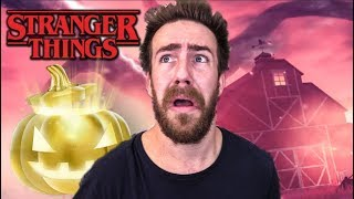 Stranger Things Has Taken Over Rocket League!!! - HALLOWEEN UPDATE