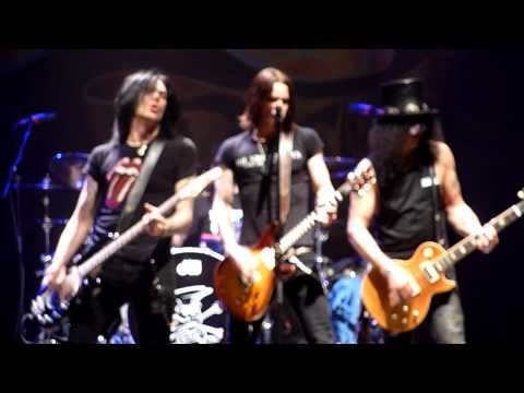 Slash – Rise Today @ Luxembourg