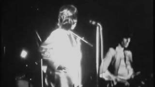 "Rolling Stones - ""Roll over Beethoven"" - Rare live clip from 1970"