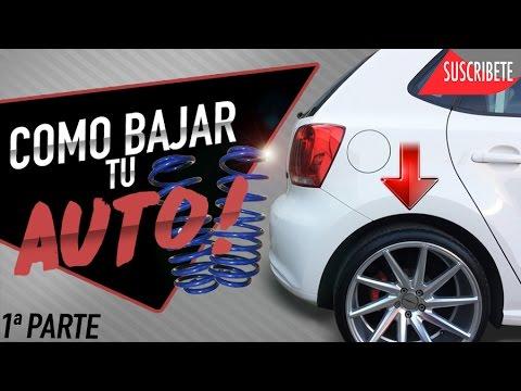 COMO CAMBIAR LOS RESORTES DEL AUTO Y BAJARLO (PARTE 1)