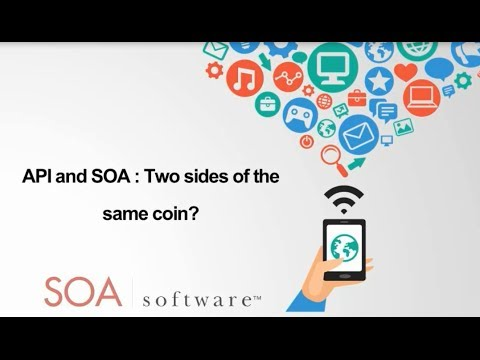 API and SOA  - Two Sides of the Same Coin?