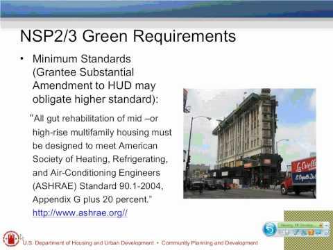 Developing Multifamily Properties Webinar - 6/2/11