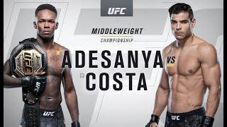 UFC 253: Israel Adesanya vs Paulo Costa Recap