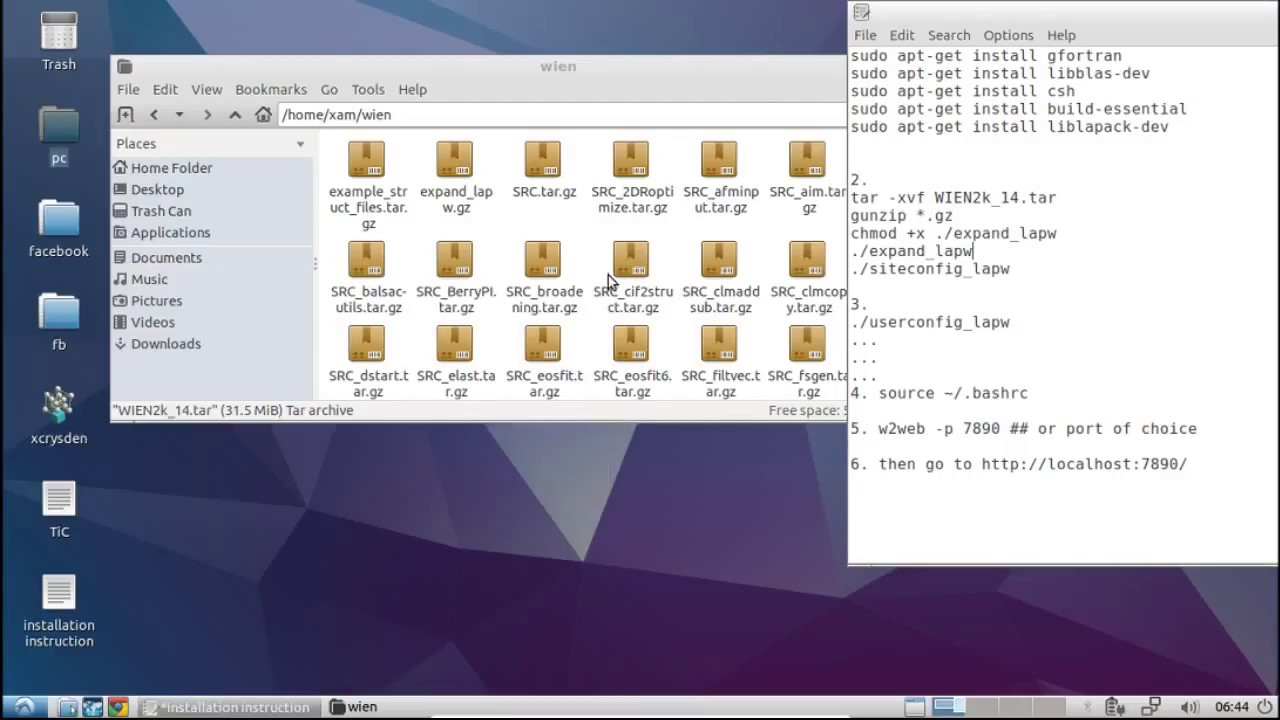 Build Gfortran From Source