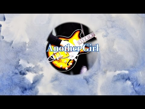 Another Girl - The Beatles karaoke cover