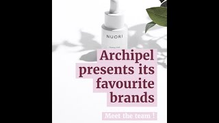 MEET THE TEAM ! Our favourite brands #1 NUORI