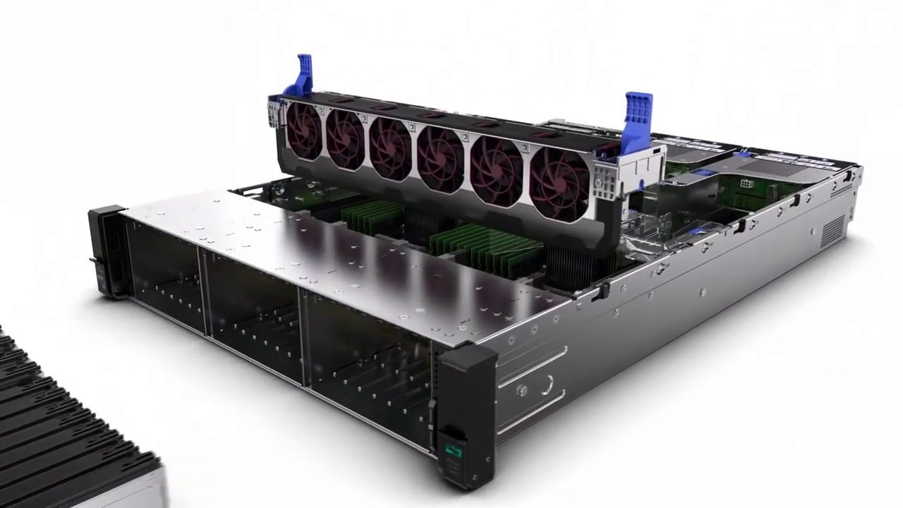 HPE ProLiant DL380 Gen10 Intel Xeon Server
