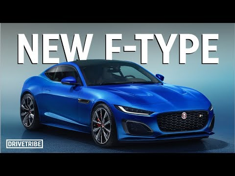 This Is The New 2020 Jaguar F Type Including James May S First Impression