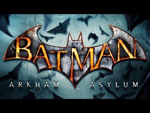 Batman: Arkham Asylum Серия 1 - Прибытие