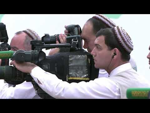"""Türkmen prezidenti köpçülikleýin media serişdelerini ösdürmäge """"goşan uly goşandy üçin"""" sylaglandy"""