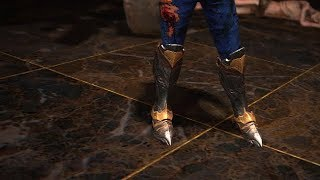 Path of Exile: Sphinx Boots