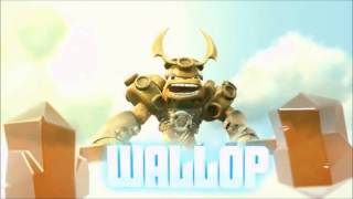 Skylanders Trap Team soul gems and Doom Raiders with different songs