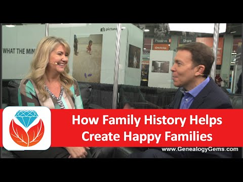 How Family History Helps Create Happy Families: Genealogy Gems with Bruce Feiler