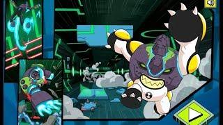 Ben Omnitrix Glitch - Action Attack All Levels New Games for Cartoon Network