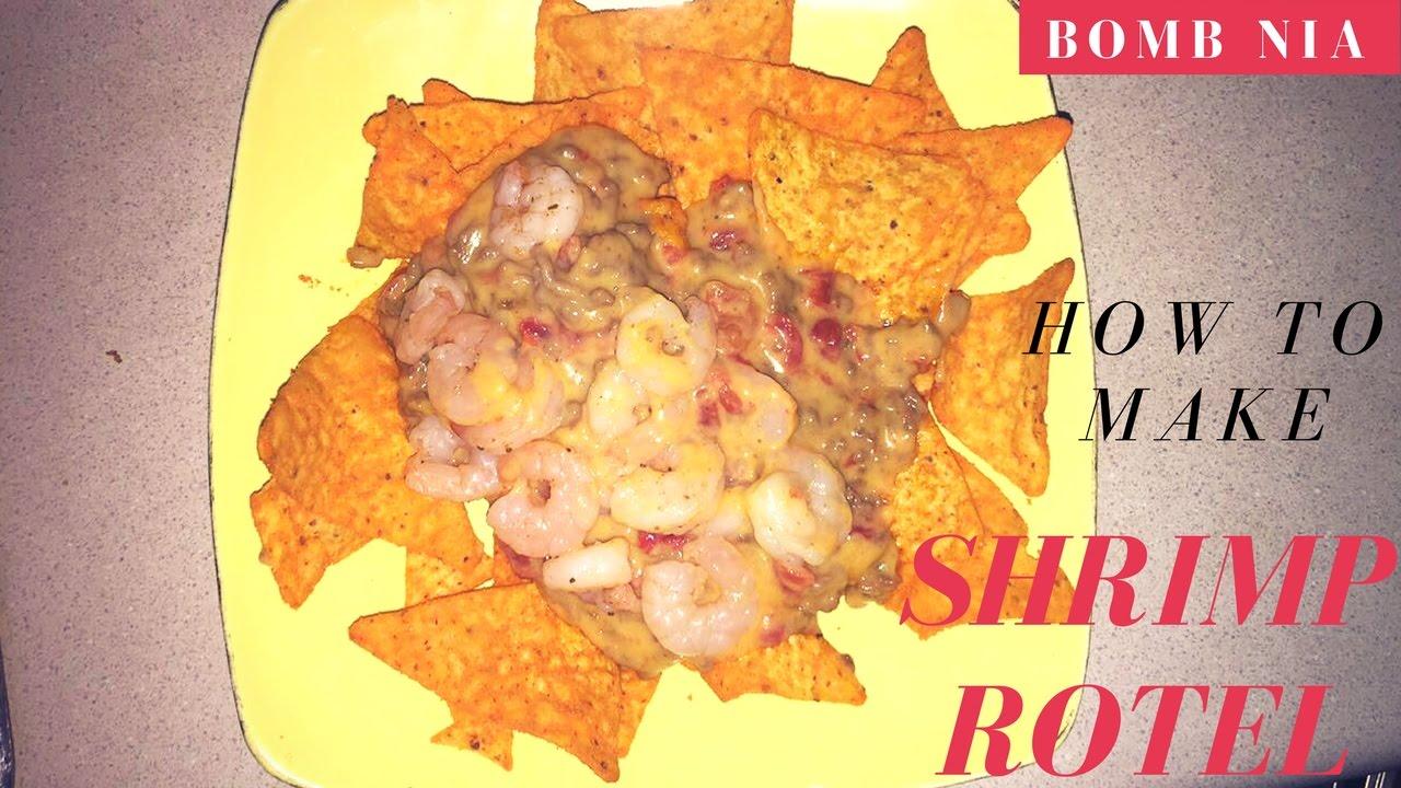 how to make shrimp chimichangas