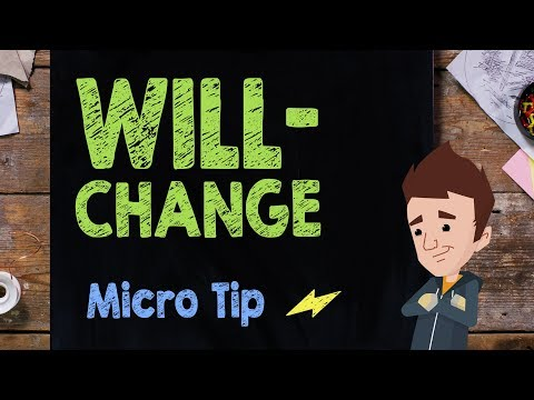 Will-Change: Micro Tip #30 - Supercharged