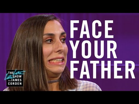 Face Your Father Father's Day Edition