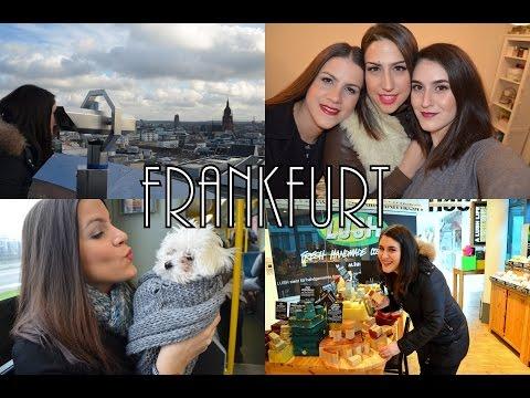 ❄ Frankfurt Vlog ❄ • Miss Thalia