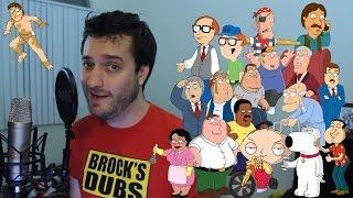 18 Family Guy Impressions