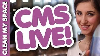 CMS Live! (Clean My Space) Thumbnail