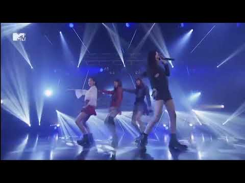 170927 BLACKPINK - BOOMBAYAH JP. VER. (MTV VMAJ 2017) @ JAPAN