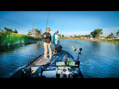 2v2 Fishing Tournament against Jon B