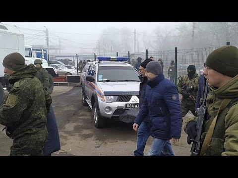 Rússia e Ucrânia voltam a trocar prisioneiros