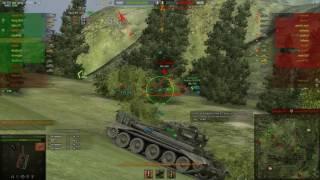 Первый бой на Т28 НТС
