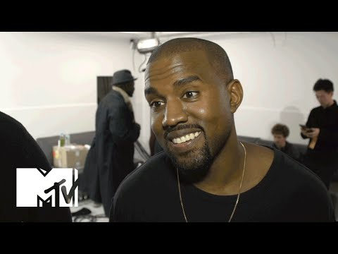 Kanye West Discusses His New Fashion Line | MTV