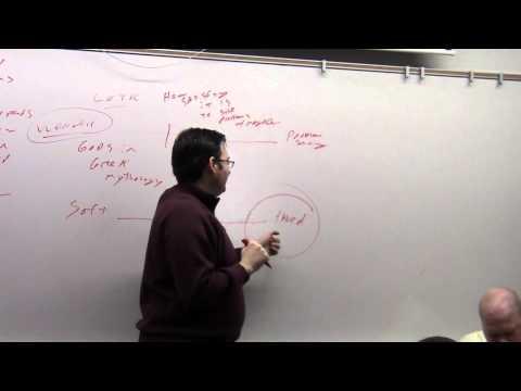 Brandon Sanderson Lecture 9: Sanderson's First Law of Magic (6/7)
