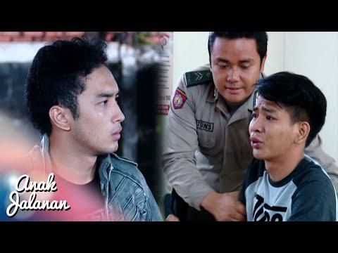 Wah Ian Ditangkap Polisi [Anak Jalanan] [11 September 2016]