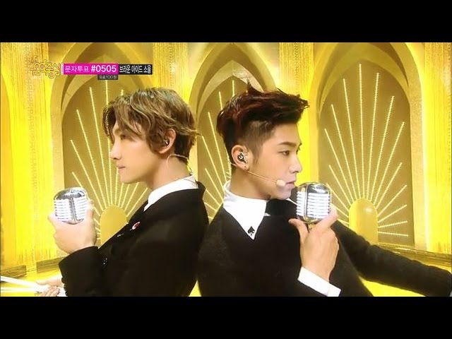 [Comeback Stage] TVXQ - Something, 동방신기 - 썸씽, Music core 20140104