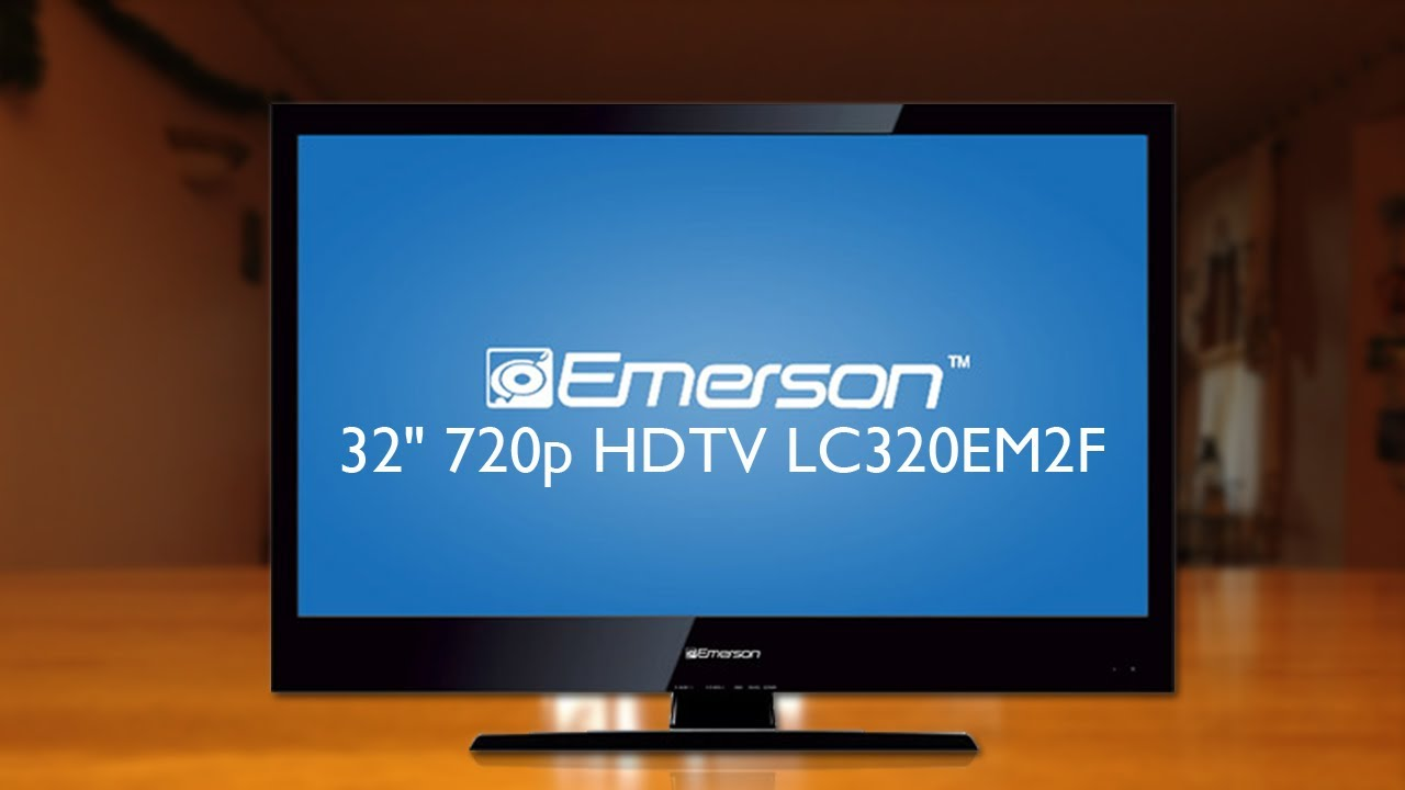 emerson 32 720p hdtv lc320em2f review youtube rh youtube com Emerson LC320EM2 LCD TV 32 Inch Emerson TV Manual