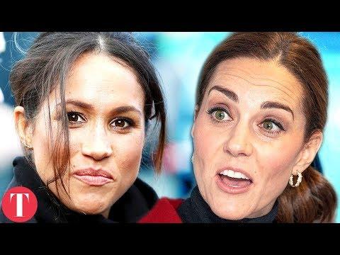 Meghan Markle Vs. Kate Middleton: How Meghan Challenges Kate's Perfect Royal Status