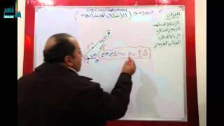رياضيات أول متوسط - شرح درس 7- 7 الأشكال المتشابهة