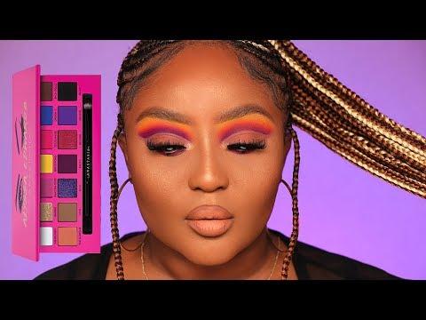 ABH x Alyssa Edwards | Did UK Makeup Artists revolutionize eyeshadow blending?