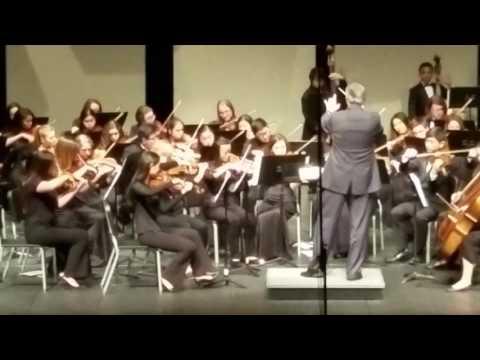 2017 Cherry Creek Schools Honor Orchestra