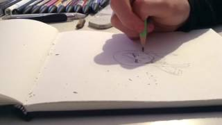 Comment dessinner Erza / How to draw Eza ( Fairytail ) /speed drawing /