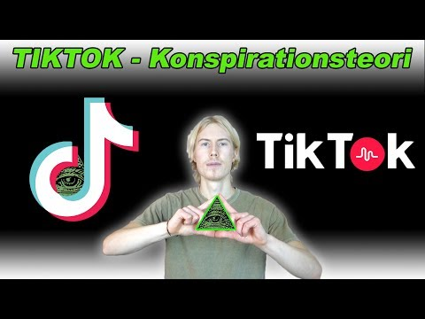 TIKTOK - Konspirationsteori