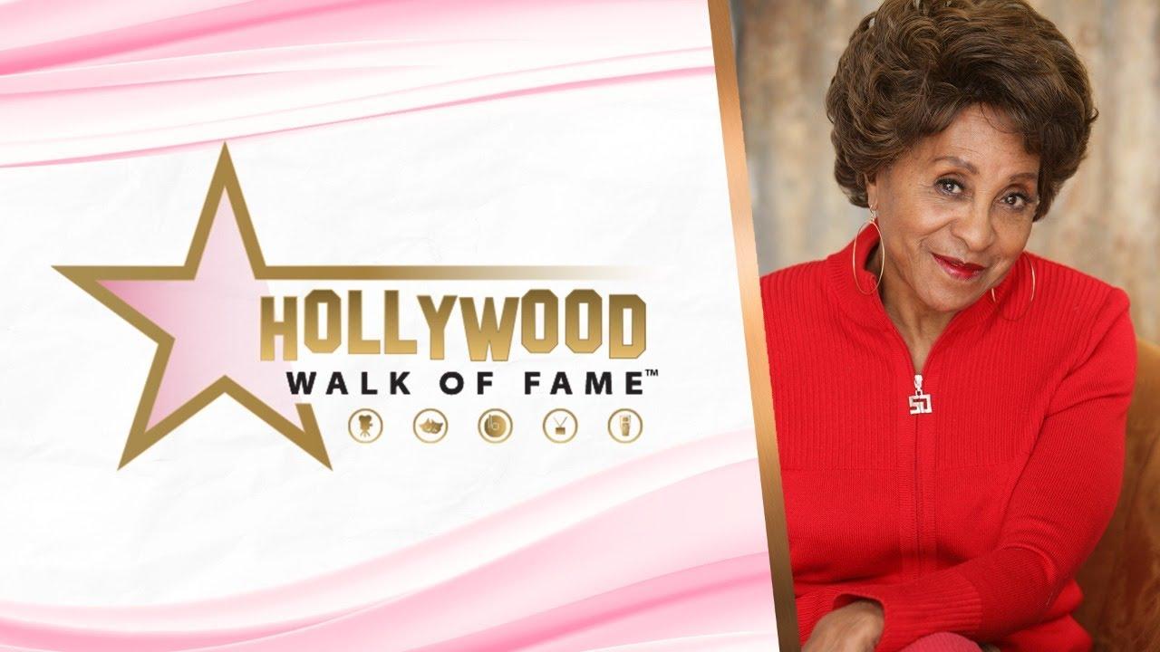 Marla Gibbs Says She Got 'Overwhelmed' At Walk of Fame ...