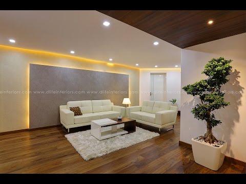 Flat Interiors at Kochi
