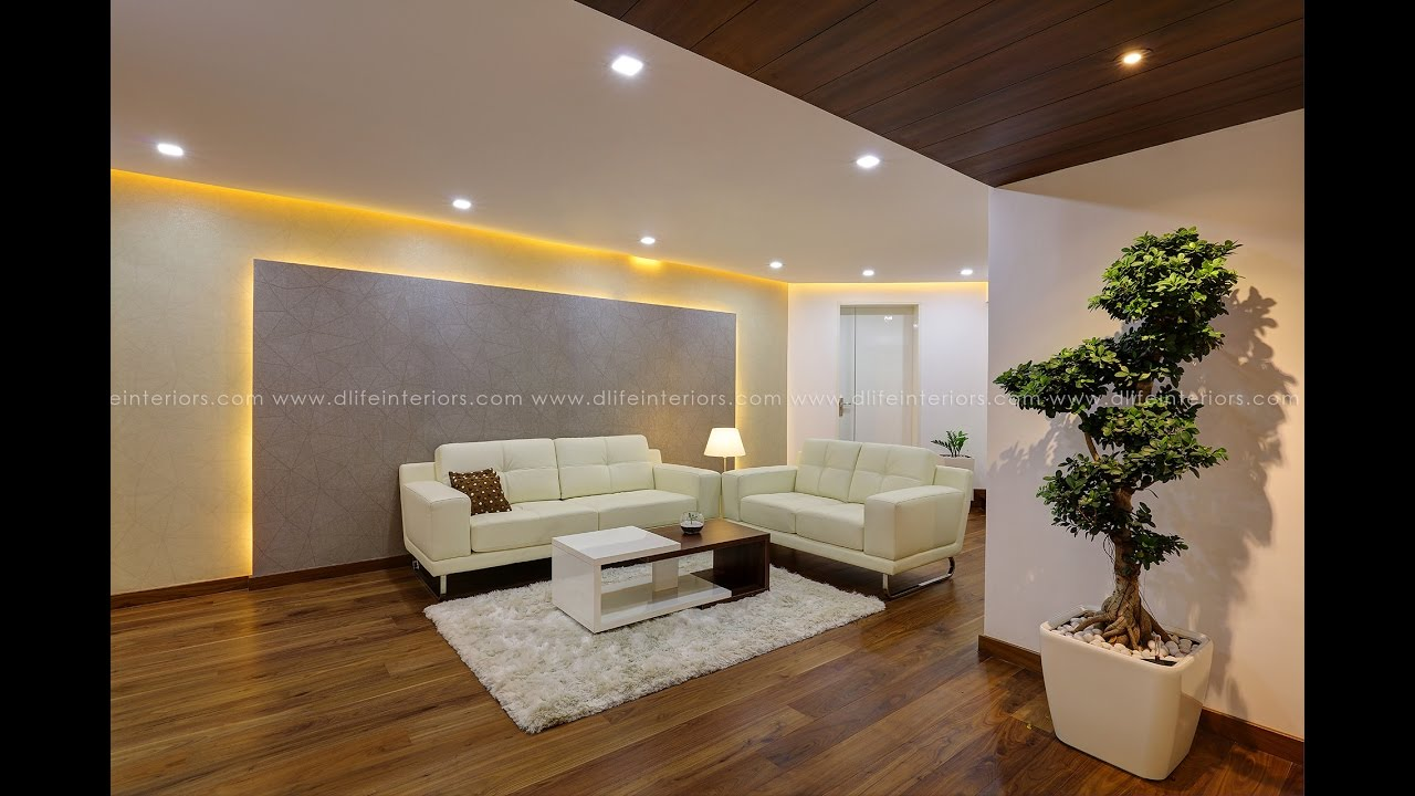 Apartment Interior Design At Kochi Kerala DLIFE