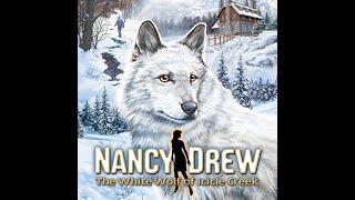 Зимняя рыбалка с последствиями Нэнси Дрю Белый волк ледяного ущелья Прохождение 2