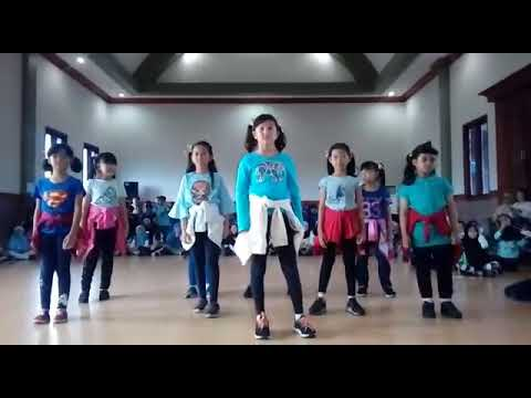 Megan Taylor - Better when I'm dancing - easy kids dance