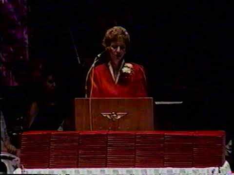 1989 Cooper City High School Graduation