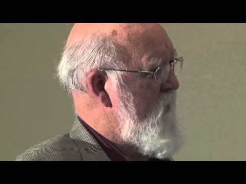 Free will as moral competence. Professor Daniel Dennett at the University of Melbourne, Australia.