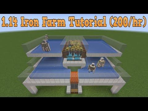 Tutorials/Iron golem farming – Official Minecraft Wiki