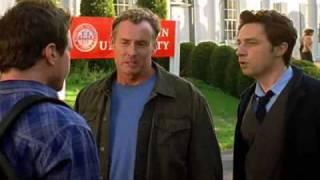 Scrubs Season 9 - 901/902 Clip - Cox/J.D./Drew #1
