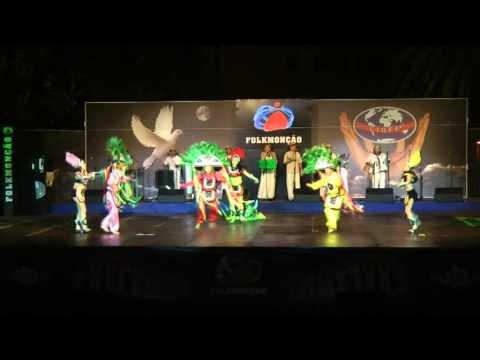 Brazilian folk dance: Bumba meu boi